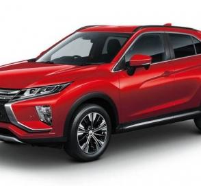 Mitsubishi оснастила Eclipse Cross для Японии новым дизельным двигателем