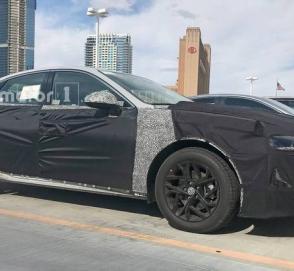 Hyundai готовит для новой Sonata уникальный кузов