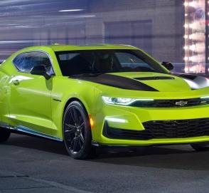 Chevrolet обновил Camaro перед шоу SEMA