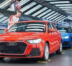 Самую маленькую модель Audi начали собирать на заводе Seat