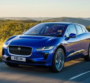 Автомобили Jaguar Land Rover получат детали из пластиковых отходов