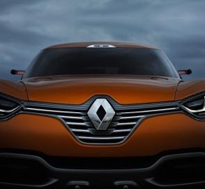 Появились свежие подробности о новом Renault Captur