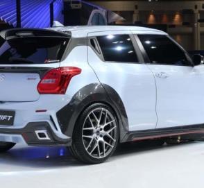 Suzuki Swift получил спортивную версию