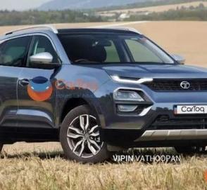 Опубликованы рендеры конкурента Hyundai Creta от Tata