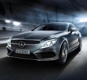 Новый Mercedes-Benz CLS получил ценник