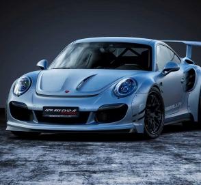 Gemballa представила 807-сильный Porsche 911 Turbo