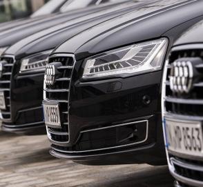 Audi оштрафовали на 800 миллионов евро за мошенничество