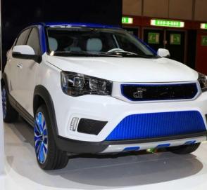 Новый итальянский электромобиль породнился с ZAZ Forza