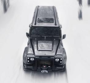 Land Rover Defender «нарядили» в карбон