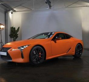 Toyota сделала 24 матовых Supra для Японии