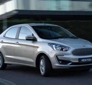 Обновленный «бюджетник» Ford Figo получил новый двигатель