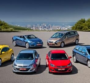 Opel снимает с производства известные модели