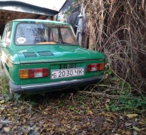 В Украине продают ЗАЗ-968М за 1,25 миллиона гривен