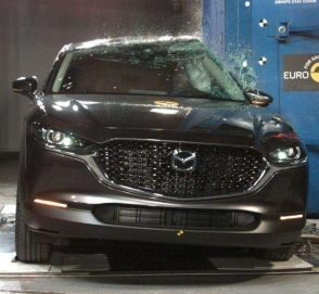 Новый кроссовер Mazda стал самым безопасным автомобилем современности