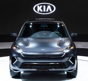 Kia разрабатывает беспилотный автомобиль