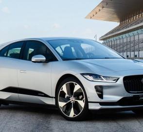 Jaguar I-Pace — бестселлер украинского рынка новых электрокаров