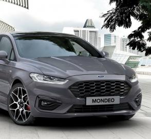 Ford представил обновленный Mondeo