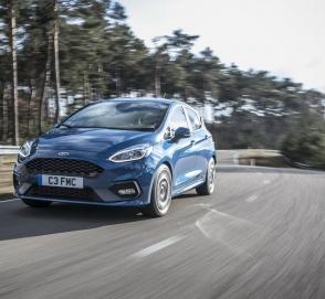 Как работает лонч-контроль на Ford Fiesta ST