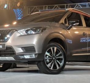 Nissan Kicks, переехавший на шасси Renault Duster, готовится к выходу на рынок