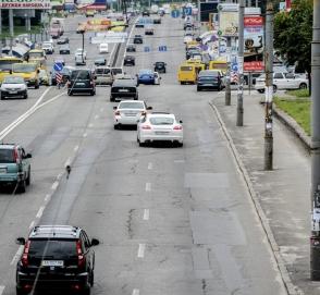 Киевсовет принял программу повышения безопасности дорожного движения