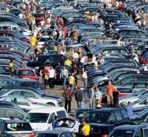 На автомобильном рынке Беларуси наблюдается небывалый бум