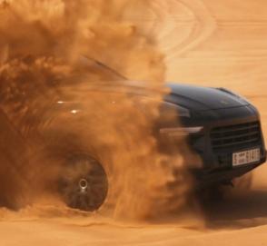 Porsche рассказал, как испытывал новый Cayenne
