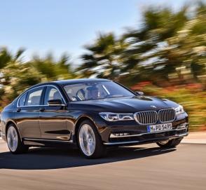 BMW откажется от 12-цилиндровых двигателей
