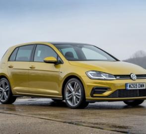 Volkswagen анонсировал «прощальные» версии Golf