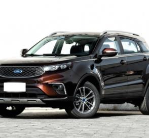 Новый кроссовер Ford бьет рекорды продаж