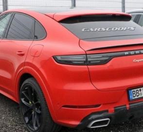 На тестах замечен 800-сильный Porsche Cayenne