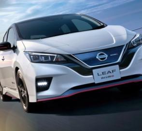 Какой будет самая дорогая версия Nissan Leaf Nismo