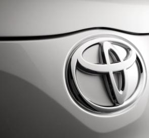 Toyota продемонстрировала силуэт новой модели