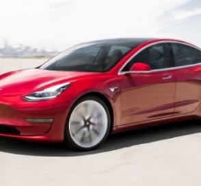 Батарея Tesla Model 3 способна выдержать 800 000 км пробега
