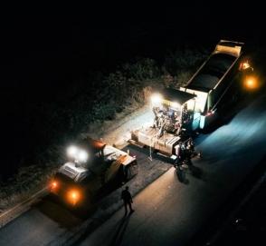 Трасса Запорожье – Мариуполь преображается на глазах