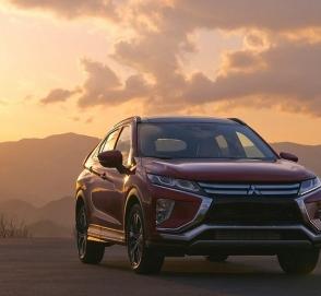 Mitsubishi Eclipse Cross стал «Автомобилем года»