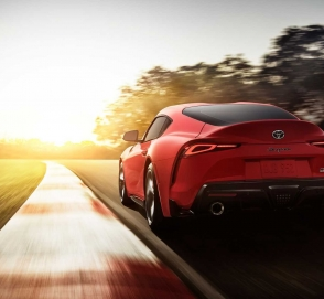 Новая Toyota Supra может установить рекорд Нюрбургринга