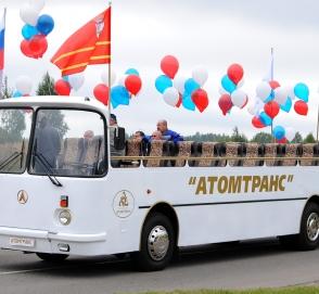 Как выглядит уникальный автобус ЛАЗ с открытым верхом