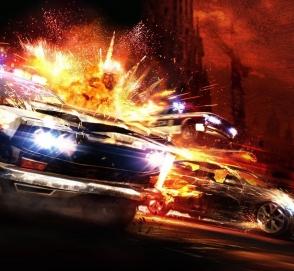 «Мажор», уходя от полиции, вдребезги разбил Lamborghini