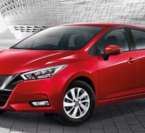 Nissan представил новую Almera