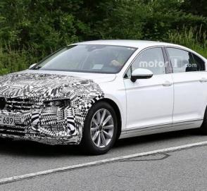 Volkswagen перенесет сборку Passat на завод Skoda в Чехии
