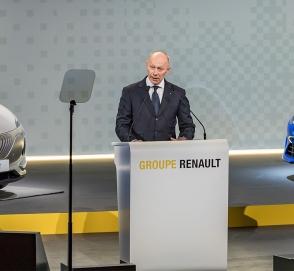 В Renault назначили временного президента