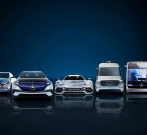 Daimler закупит электрических батарей на 20 миллиардов евро
