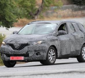 Renault затягивает обновление Koleos