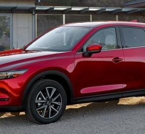 Mazda CX-5 может получить новый турбированный мотор
