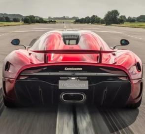 Koenigsegg установит новый рекорд скорости