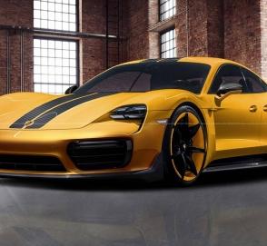 Porsche сделает электрический кроссовер и электроспорткар