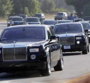 Автомобиль из президентского кортежа выставили на торги