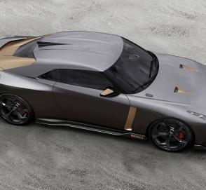 Преемники Nissan GT-R и 370Z могут получить гибридные моторы