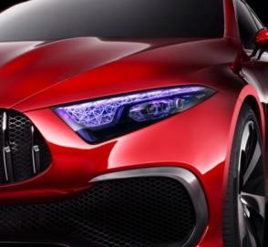 Mercedes-Benz выпустит семиместный компакт