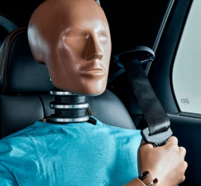 Автомобили Mercedes-Benz получат подогрев ремней безопасности